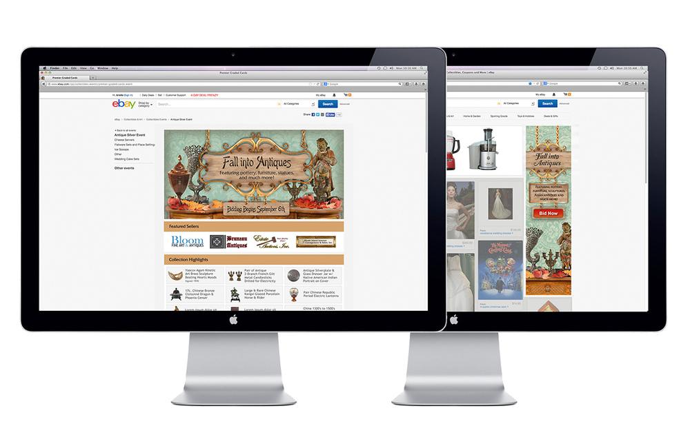 Ebay Auctions Arielle Crenshaw Art Direction Design