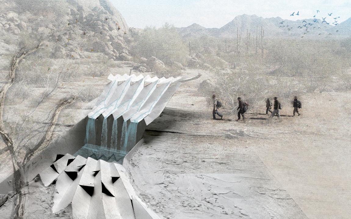 Vivian Stasi - Desert oasis