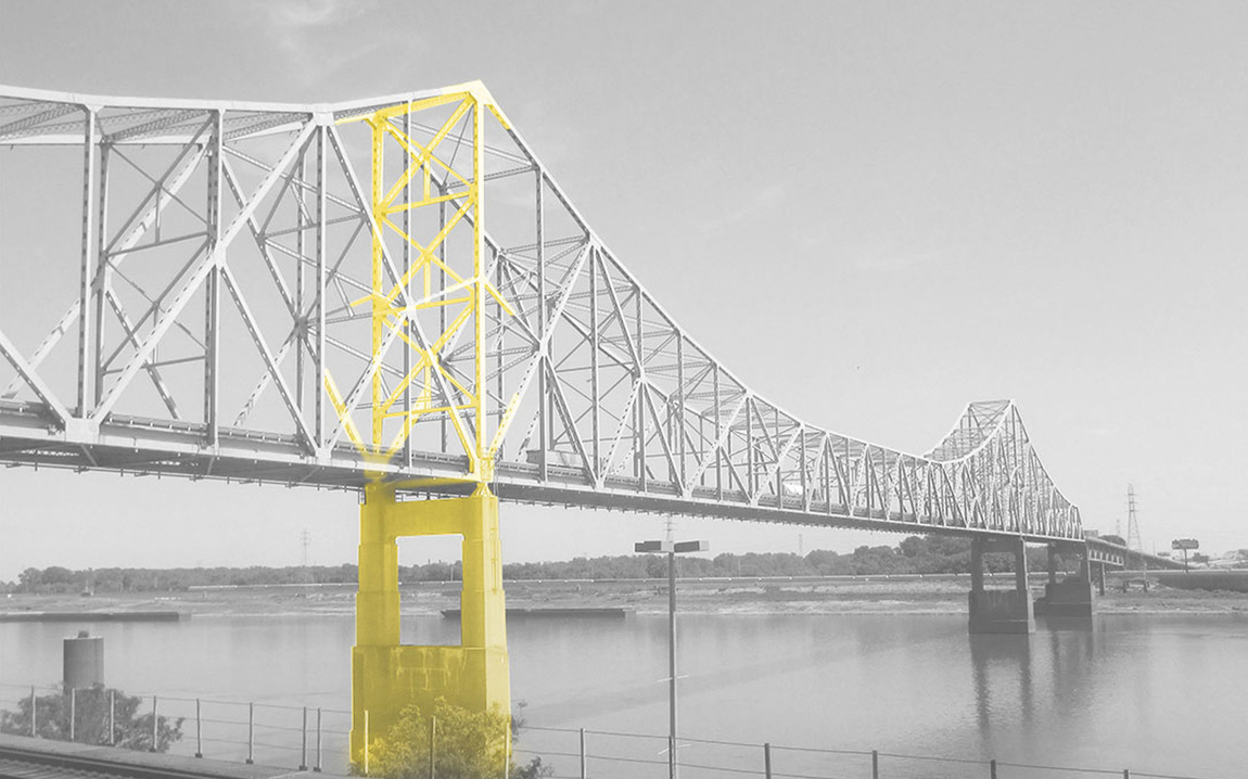 Vivian Stasi - MLK bridge re-inhabited