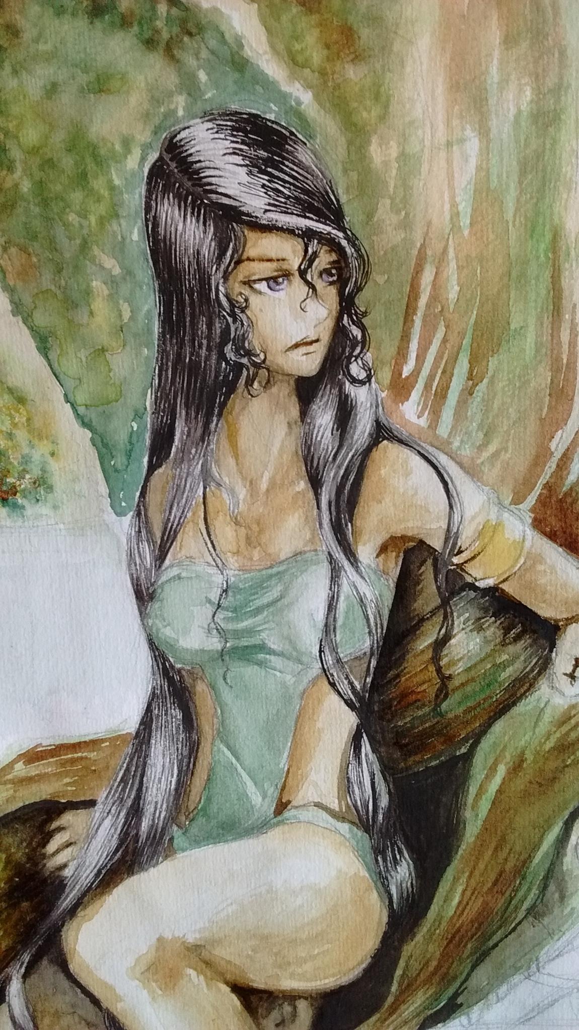 Claudia Luna - Sensual