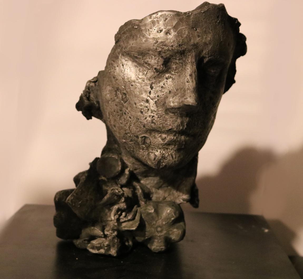 Brittney Burke - Sculpture