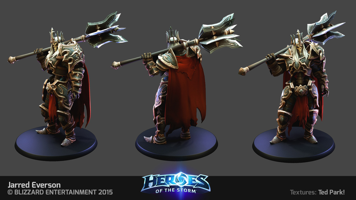 Jarred Everson - Heroes of the Storm