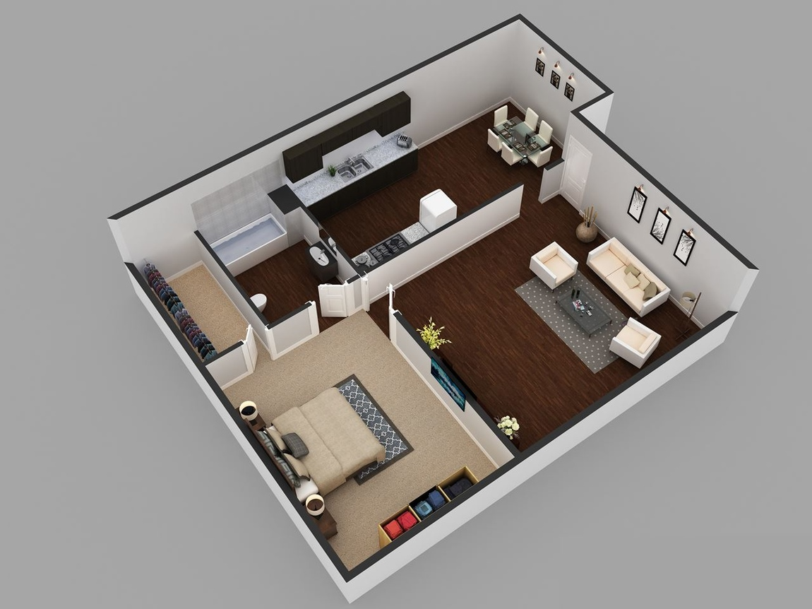 KCL-Solutions - 3D Floor Plan Architectural Studio