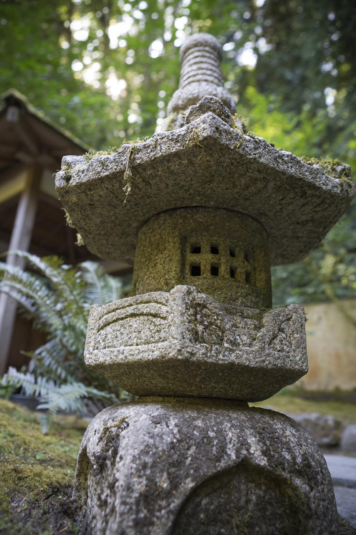 Christina Sjögren - The Portland Japanese Garden For The Japan Times ...