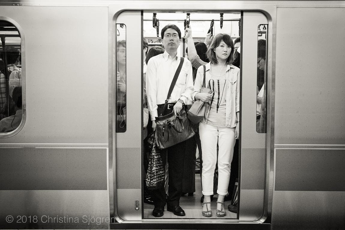 Christina Sjögren - Tokyo Street, Personal Project