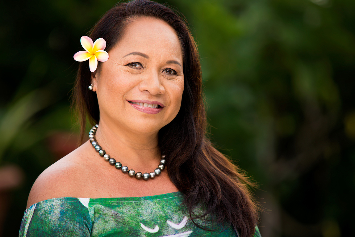 Manu'a Vecker-Sue - Headshots