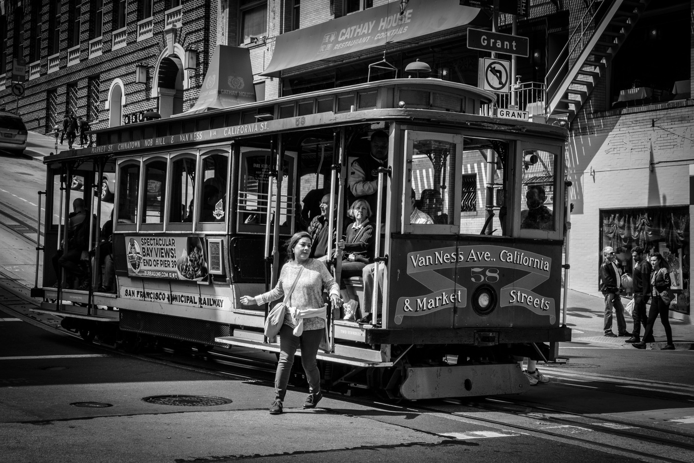 Brett Howard Nelson - San Francisco